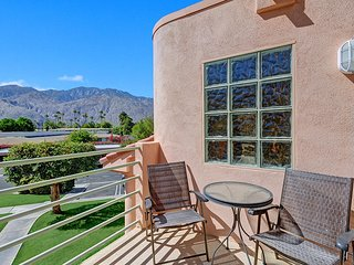 Perfect Condo with Shared Outdoor Pool and Television - Palm Springs vacation rentals