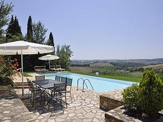 4 bedroom Villa in Castellina In Chianti, Siena Area, Tuscany, Italy : ref - Castellina In Chianti vacation rentals