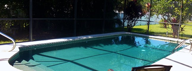 Lovely home with heated pool-pets considered! - Image 1 - Port Charlotte - rentals