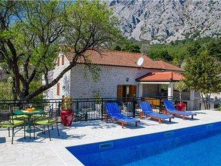 4 bedroom Villa in Orebic, South Dalmatia, OREBIC, Croatia : ref 2375002 - Orebic vacation rentals