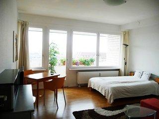 sonnige, ruhige City Wohnung, grandioser Blick - Berlin vacation rentals
