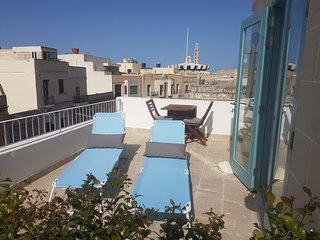 Penthouse & Terrace in Friendly Historic Townhouse - Balzan vacation rentals