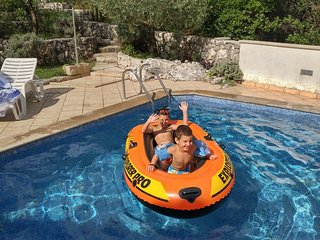 Holiday House with pool in Dubrovnik Area - Gruda vacation rentals