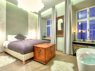 Charles IV Apartment, Charles bridge view - Prague vacation rentals