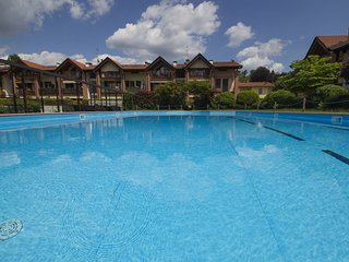 Romantic Condo with Internet Access and Shared Outdoor Pool - Travedona-Monate vacation rentals