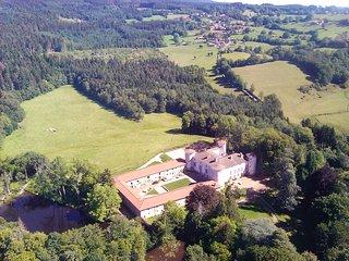 gîte du château de Fougères - Poule-les-Echarmeaux vacation rentals