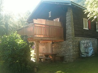 Nice Chalet with Washing Machine and Balcony - Sion vacation rentals