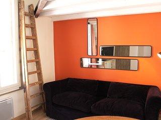 Studio cozy à 15 mn de la mer, plein centre ville - Lunel vacation rentals