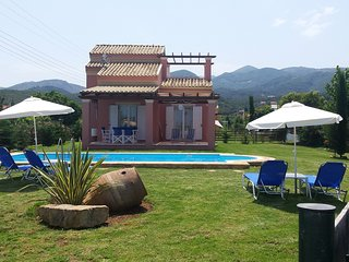 Maisonette s close to the sea with a private pool! - Acharavi vacation rentals