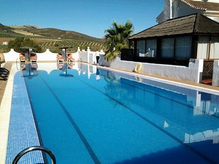 Finca Parroso, Family apartment - Villanueva del Rosario vacation rentals