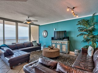 Teeny Bikini Price for XXL views, ALL FIVE STAR reviews, Wall of Glass! - Gulf Shores vacation rentals
