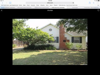 Bright House with Central Heating and Television - Carmichael vacation rentals