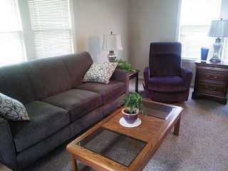 Cozy House with Internet Access and A/C - Topeka vacation rentals