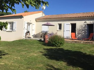 Holiday Cottage, La Chaize-Giraud, Vendée - La Chaize Giraud vacation rentals