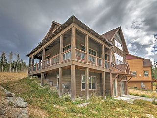NEW! 3BR Fraser House w/ Spacious Private Deck! - Fraser vacation rentals