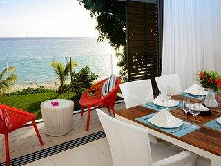 COHO 2BR Beachfront Apartment in Flic-en-Flac - Flic En Flac vacation rentals