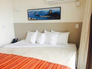 1 bedroom Resort with A/C in Macae - Macae vacation rentals