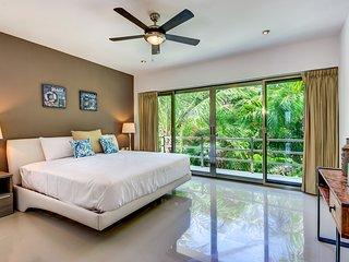 Acacia 101, 2 bedrooms at few steps from the beach - Playa Paraiso vacation rentals