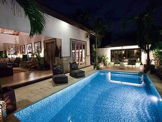 Sarong 1/Sarong 2 two x 2 bedroom Villa sleeps 2-8 - Seminyak vacation rentals