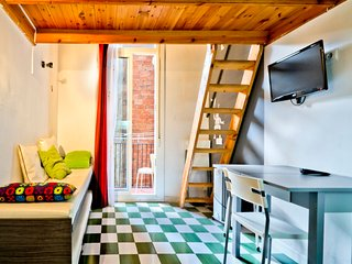 "Beach Apartment ""Robot"" - Barcelona vacation rentals"