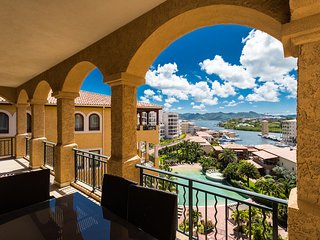Nice Condo with Deck and Internet Access - Cupecoy vacation rentals