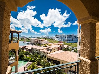 ISLAND BREEZES...a 2BR Condo located at Porto Cupecoy, St Maarten - Cupecoy vacation rentals