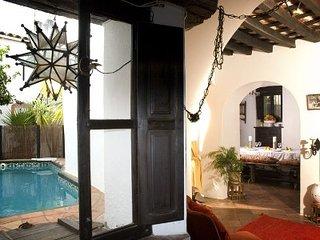 18th century converted convent in white village - Jimena de la Frontera vacation rentals