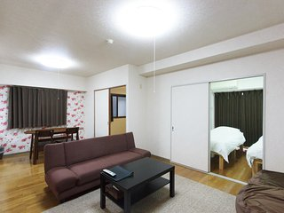 NEW!!  Spacious condo in Central KYOTO; FREE WiFi & 10 min walk to GION - Kyoto vacation rentals