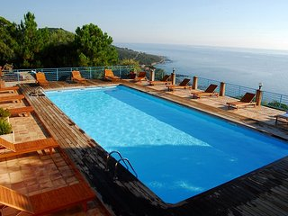 Location en bord de mer pour 4 personnes à Monte Marina. Vue mer panoramique - Conca vacation rentals