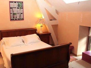 La Vigne Vierge, Chambre Pivoine - Castillon-en-Couserans vacation rentals