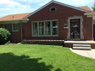 Ranch House Near Downtown Detroit - Dearborn vacation rentals