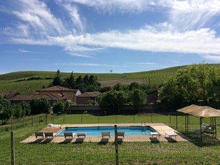 Villa La Martina-piscina tra i vigneti UNESCO - Canelli vacation rentals