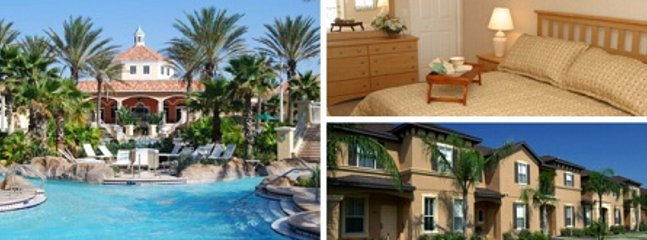 Villas at Regal Palms in a 3 bedroom suite - Davenport vacation rentals