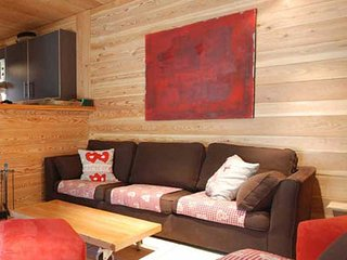 Chalet Sapin 2 facing the slopes 10 people | Serre Chevalier | Alpes France - La Salle les Alpes vacation rentals