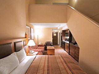 Ideal Centrally Located Whistler Studio with Loft - Whistler vacation rentals