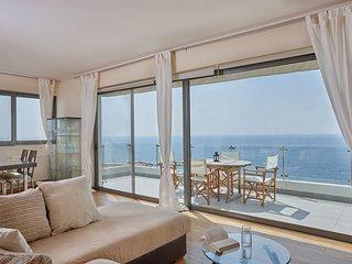 Elegant apartment, sea views close to beach, shops - Athens vacation rentals