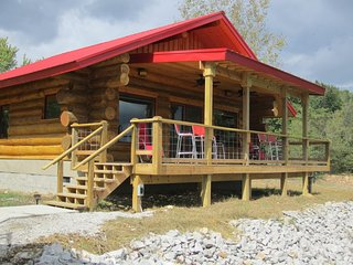 "Big Timber River Cabins ""The Eagle's Nest"" - Leavenworth vacation rentals"
