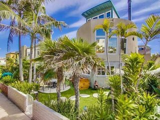 A Nautical Seaside Adventure!! Mission Bay!! - Pacific Beach vacation rentals