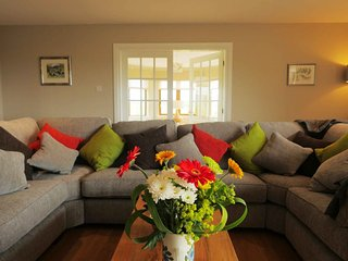 Perfect 5 bedroom Kirkcolm House with Television - Kirkcolm vacation rentals