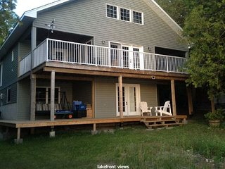 Perfect House with Television and DVD Player - Miller Lake vacation rentals
