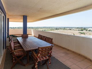 Duplex with Large Terrace Sea View - Vilamoura vacation rentals