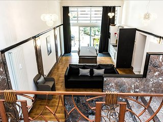 Beautiful apartment with terrace and barbecue - Ixelles vacation rentals