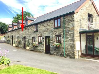 ASH COTTAGE, mid-terrace, private enclosed patio, WiFi, parking, peaceful base - Newcastle Emlyn vacation rentals