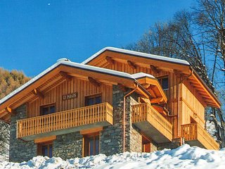 Chalet Le Paradis – a 5-bedroom apartment with a sauna and mountain views – located in the Alps/ 3 vallées ! - Saint-Martin-de-Belleville vacation rentals