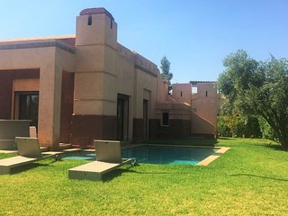 Cosy villa near Marrakech with pool - Oulad Hassoune vacation rentals