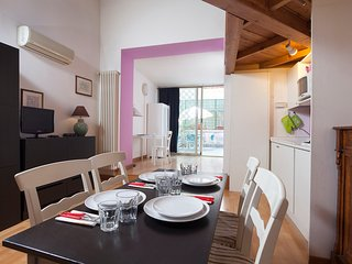 VEGA TOP FLOOR CLOSE TO TERMINI STATION - Rome vacation rentals