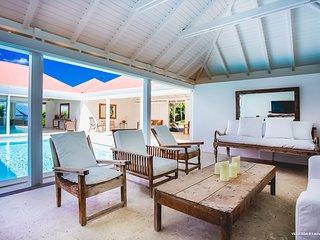 Perfect 3 bedroom Saint Jean Villa with A/C - Saint Jean vacation rentals