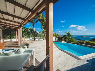 Perfect 1 bedroom Villa in Pointe Milou with Private Outdoor Pool - Pointe Milou vacation rentals