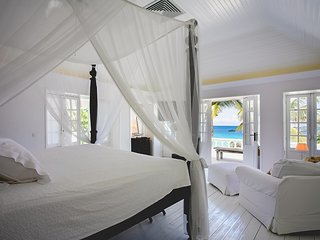 Perfect Villa with A/C and DVD Player - Saint Barthelemy vacation rentals