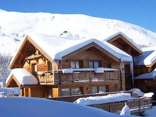 4 bedroom Chalet with Internet Access in Mont-de-Lans - Mont-de-Lans vacation rentals
